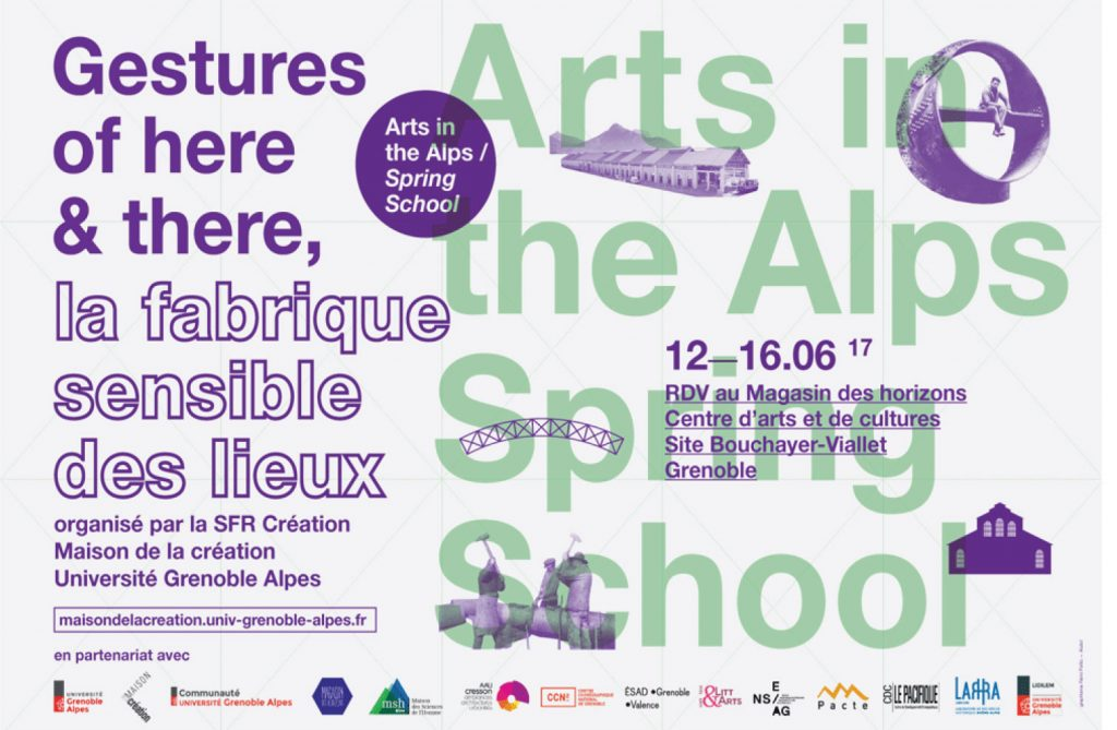 Arts in the Alps and the value of exploring the wider context of your research